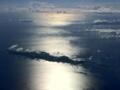 伊平屋島と与論島