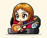 [MapleStory][メイプルストーリー][けいおん!][K-On!][うんたん♪][平沢唯][Yui Hirasawa]けいおん!×メイプルストーリータイアップ 平沢唯 Yui Hirasawa うんたん