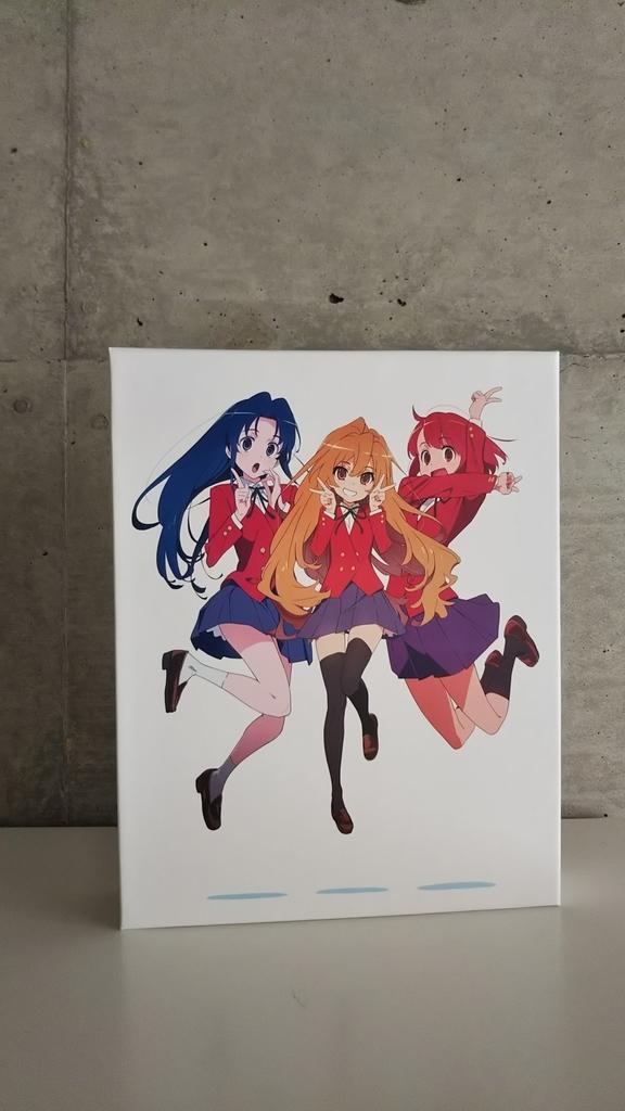 とらドラ! Complete blu-ray boxの画像