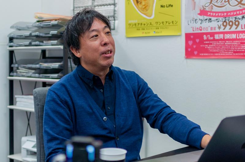 賀村様インタビュー写真