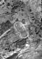 米国陸軍空中写真(1947年12月8日)にも、はっきりと存在が確認できま