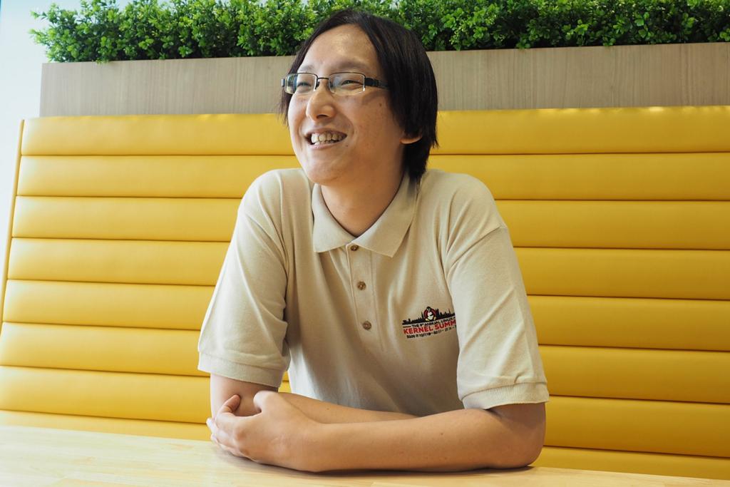 小崎資広さんの写真