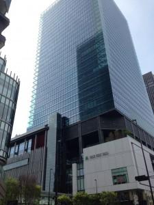 オフィスが入るグランフロント大阪北館ナレッジキャピタル