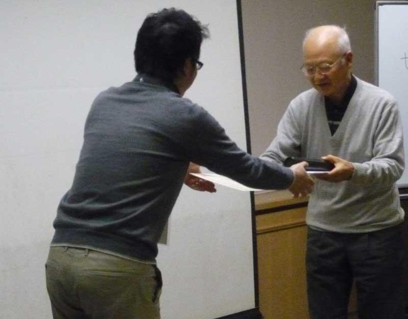 第54回プログラミング・シンポジウムで山内奨励賞を授与されるサイボウズ・ラボの竹迫