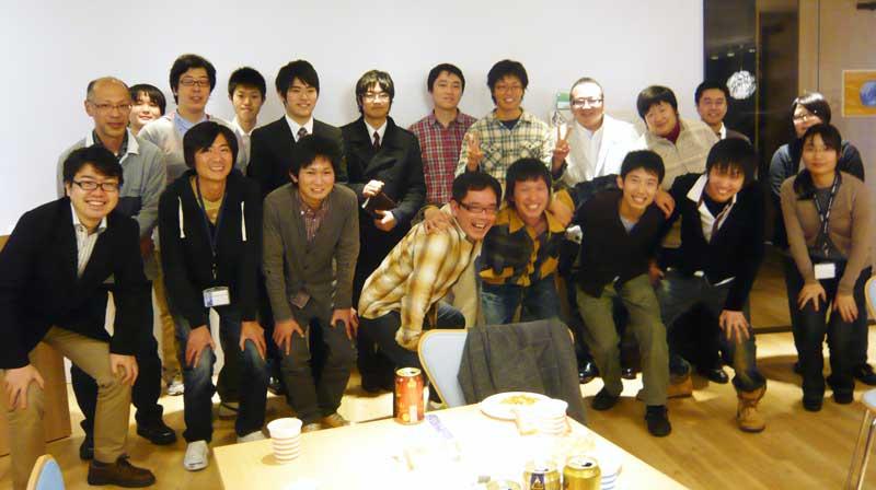 「Code HAIKU 2012」集合写真