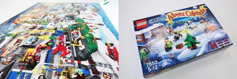 レゴのアドベントカレンダー