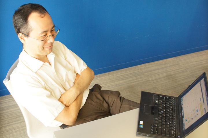 山本泰宇(サイボウズ株式会社 リードプログラマ兼アーキテクト)の写真2