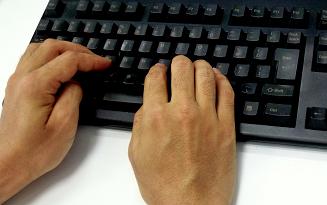 光成のキーボード