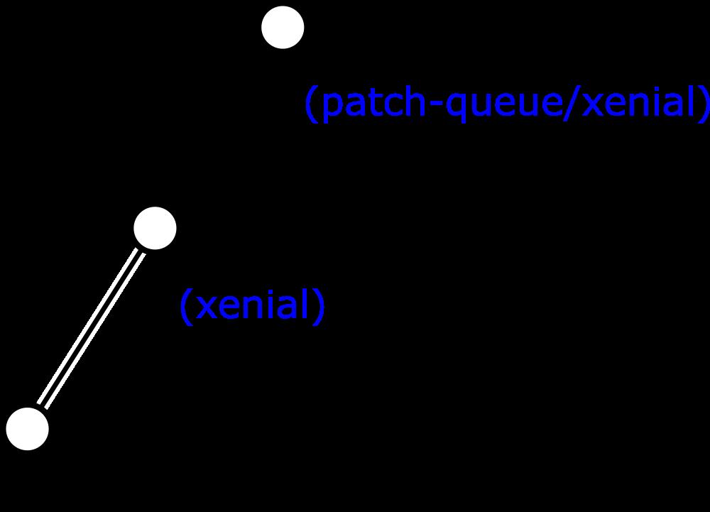 patch-queueブランチで開発