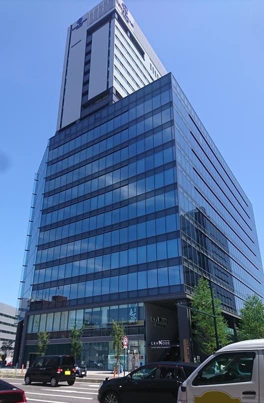 広島にもオフィスができましたの画像
