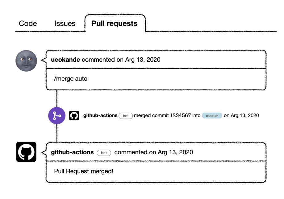GitHub Actionsによるリリースロックの拡張