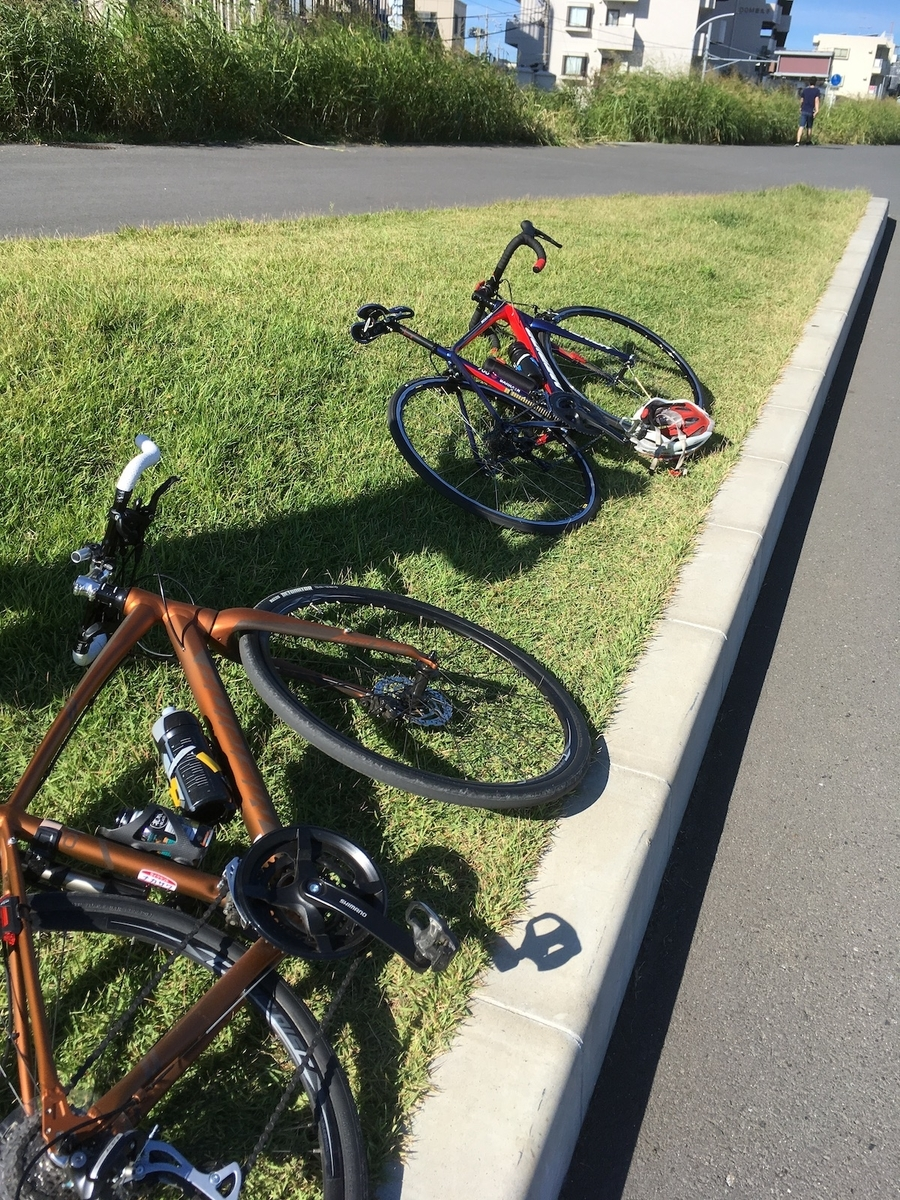 朝活サイクリング