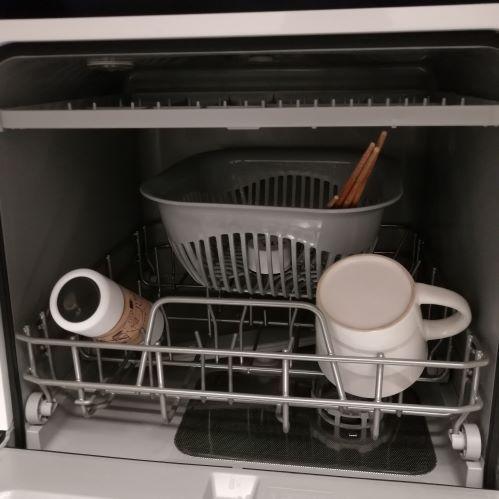 食洗器の全体像