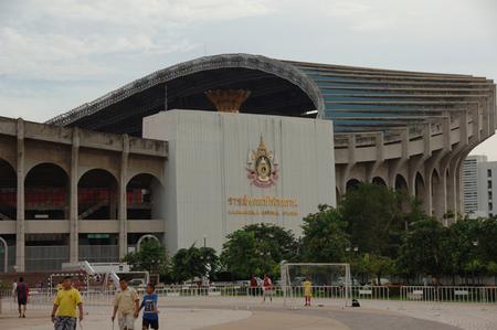 タイの競技場