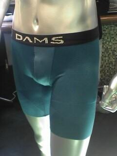 メンズ・ワコール DAMS クロスウォーカー ローライズ
