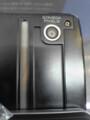 WILLCOM D4の内蔵カメラ
