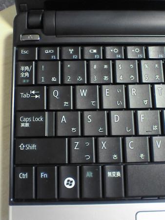 DELL Inspiron Mini 10v 日本語キーボード