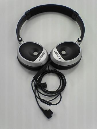 ボーズ・モバイルオンイヤーヘッドセット  平型ジャック