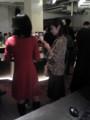 CEREVO CAMを試す、女子二人@CEREVO CAMパーティー