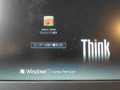 Windows7 Home Premium in ThinkPad X100e
