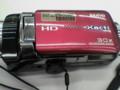 Slim Full HD Xacti DMX-SH11(R) レッド