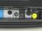 MERIDIAN F-80(フェラーリレッド) PAVM-F80-R 入力端子のアップ