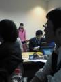 ミス東大 加藤ゆり さん@NEC BIGLOBE EVENT