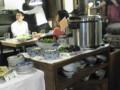 豚組しゃぶ庵のビアホール 料理