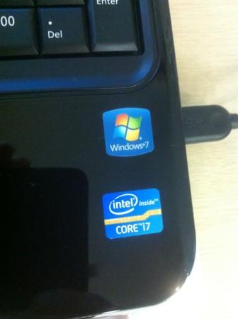 FUJITSU LIFEBOOK AH77/Dは、CORE i7を搭載