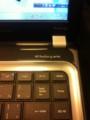 HP Pavilion g4-1200 チャコールグレイ キーボード アップ 無線LANキー
