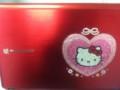 LuvBook S ハローキティ・モデル 天板