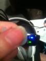 ボーズ・Bluetooth ヘッドセット シリーズ 2 インジケータ