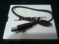 ボーズ・Bluetooth ヘッドセット シリーズ 2 充電用USBケー