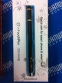 iPad・タブレットPCタッチペン(極細ボディ・クリップ付き・ブラック)