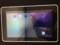 ドスパラの7インチタブレット表面