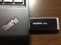 Lenovo ThinkPad X230 右のUSB端子