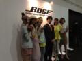 "Bose"" IMPACT 2013"" Celebration Night フォトセッション"