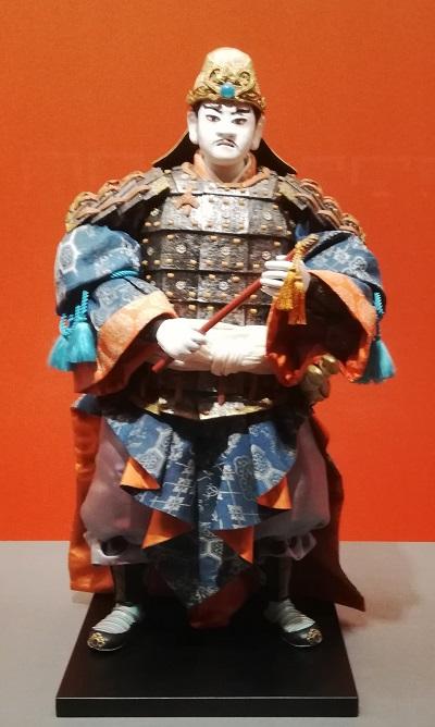 東京国立博物館 三国志展 劉備