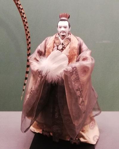 東京国立博物館 三国志展 展示物