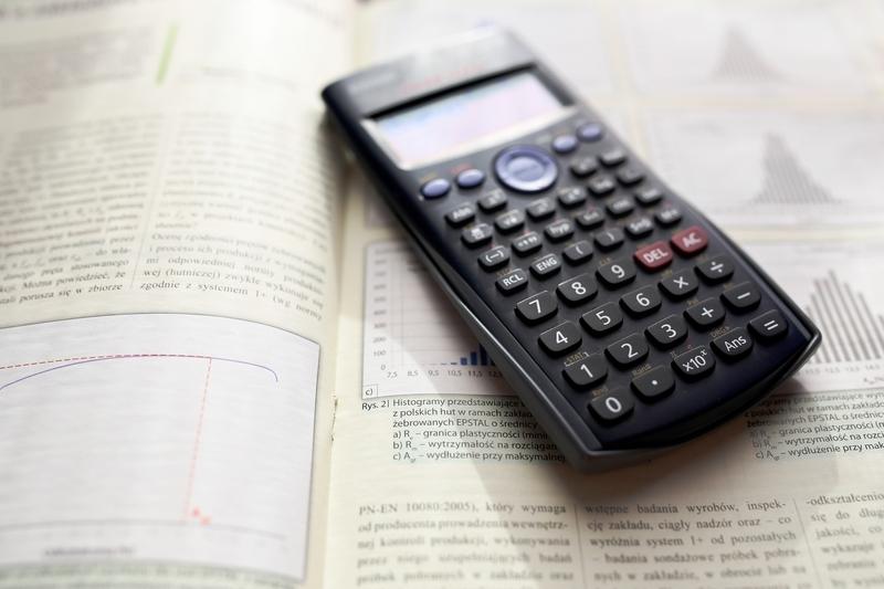 算数の計算