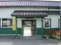 JR笹津駅之圖