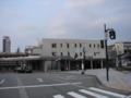 JR富山駅北口(2011卯月)之圖