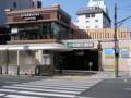 JR市ヶ谷駅之圖