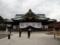 靖國神社拝殿之圖