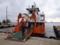 富山県営渡船「海竜」之圖