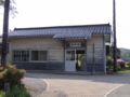 のと鉄道西岸駅(2012皐月)之圖