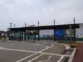 富山ライトレール岩瀬浜駅之圖