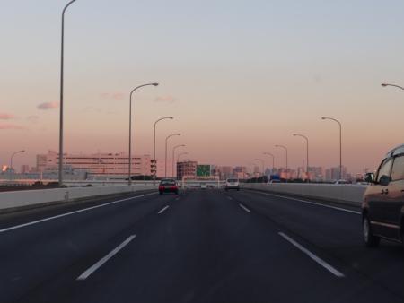 首都高速湾岸線疾走之圖