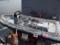 ミサイル艇うみたか複合型作業艇之圖
