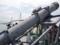 ミサイル艇うみたか艦対艦ミサイル之圖